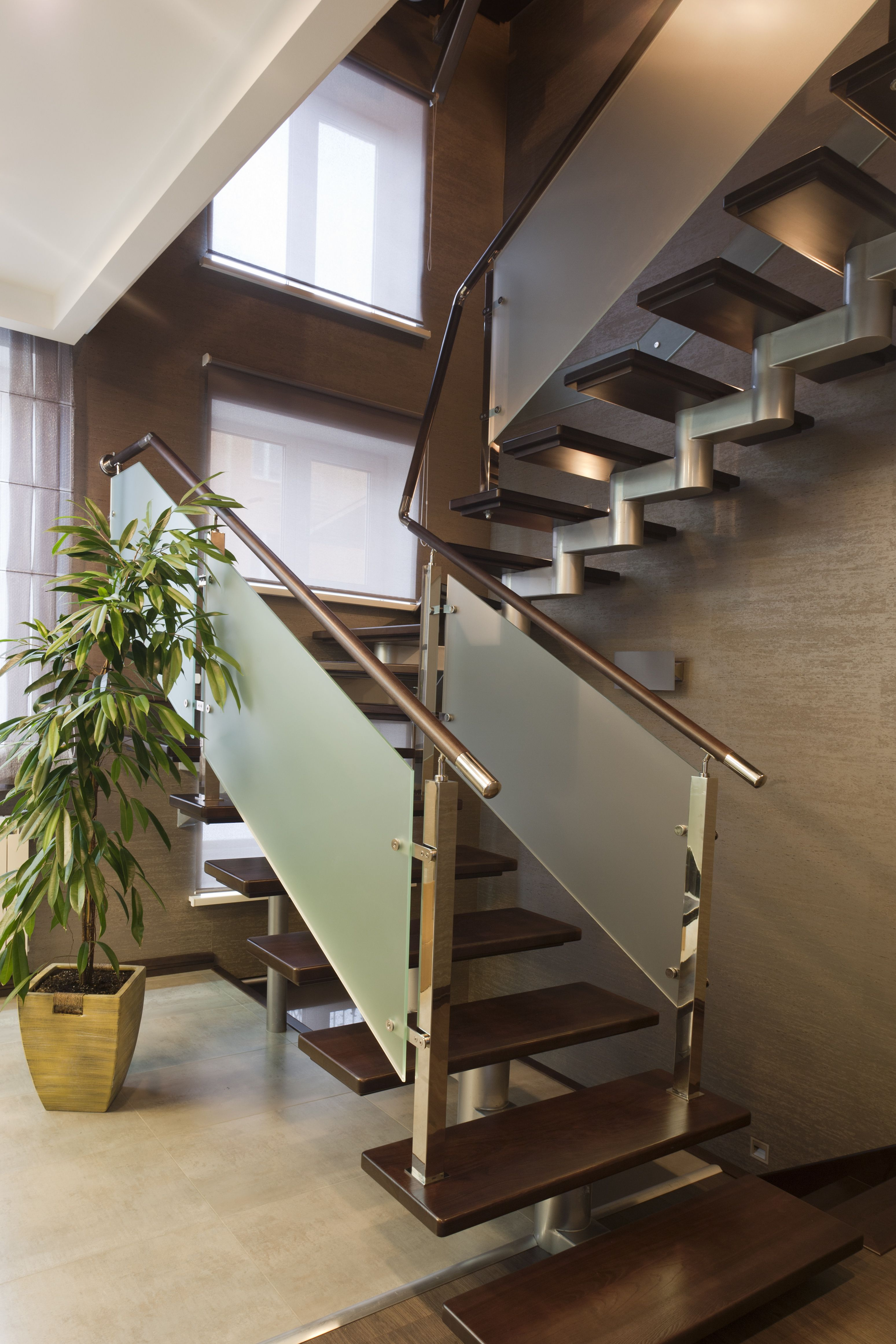 33 Flamboyant Modern Staircase Designs Modern Staircase Railing