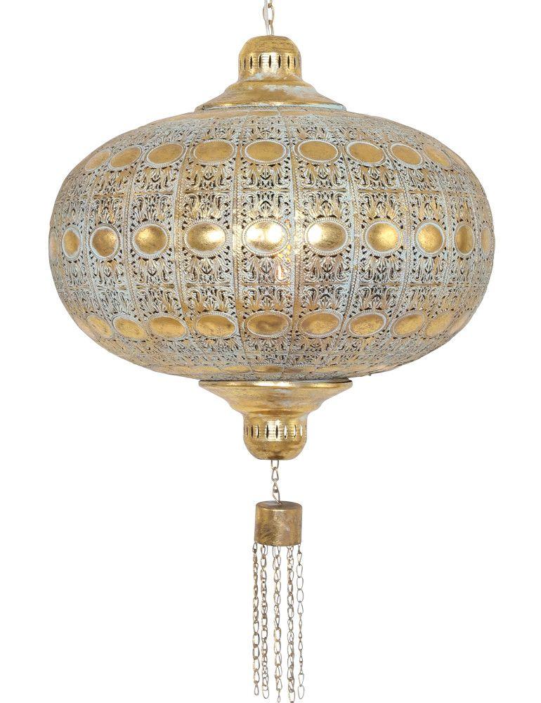 Orientalische Leuchte Lumidem Salem Gold Orientalische Lampen Orientalisch Lampen