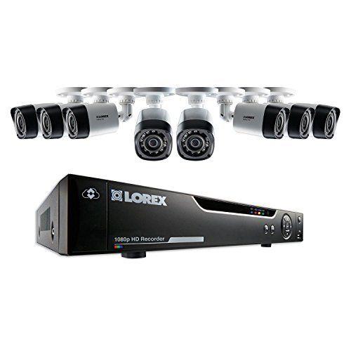 Lorex 8Channel 2TB DVR 1080p HD Surveillance System 8