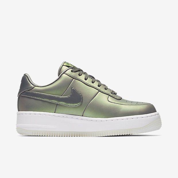 sportivo nike air force 1 upstep premio lxwomen scarpa