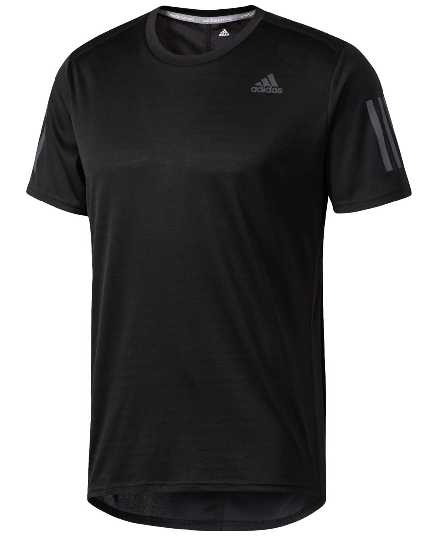 Correa Abreviar usted está  adidas Men's ClimaLite Running T-Shirt   Adidas men, Running shirts, Running  tshirts