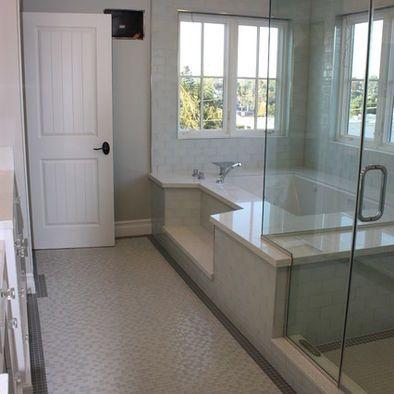 bathroom craftsman master bath design, pictures, remodel