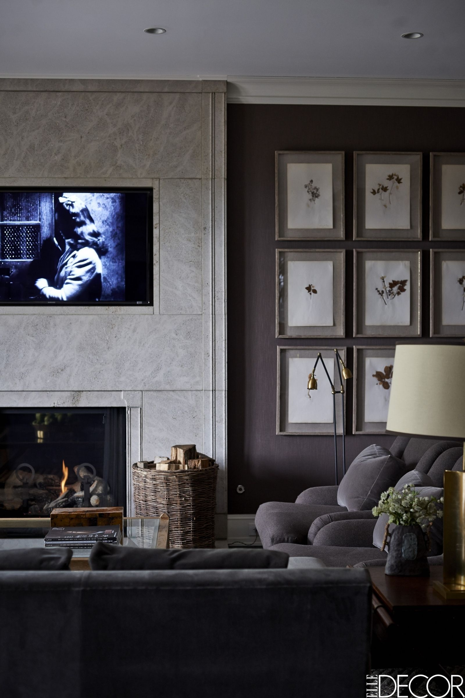 grey living room furniture%0A    Gray Living Rooms That Prove This Hue Is Anything But Bland