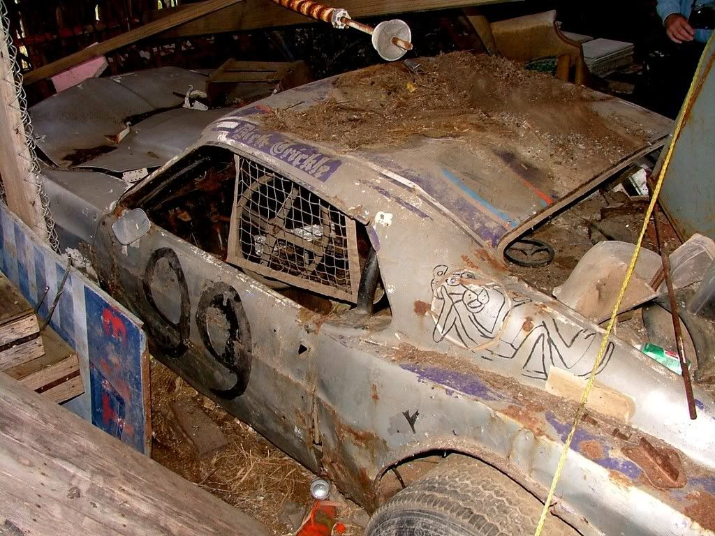 Nascar Cars In Junk Yards Bing Images The Facination Of Rust