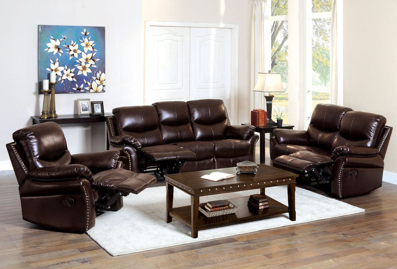 2 pc Dudhope collection rustic dark brown