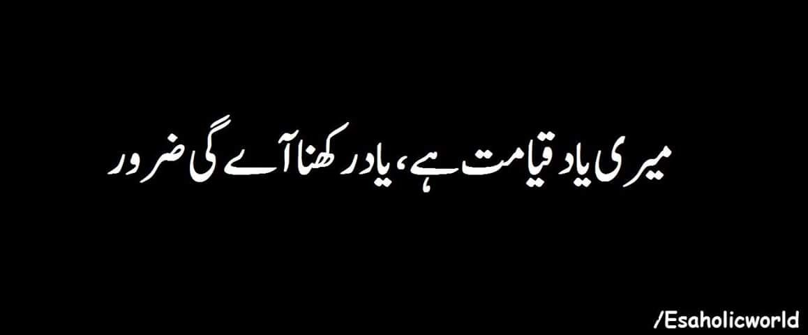 Pin by Dr Mussarat on Urdu   One line quotes, Beautiful ...