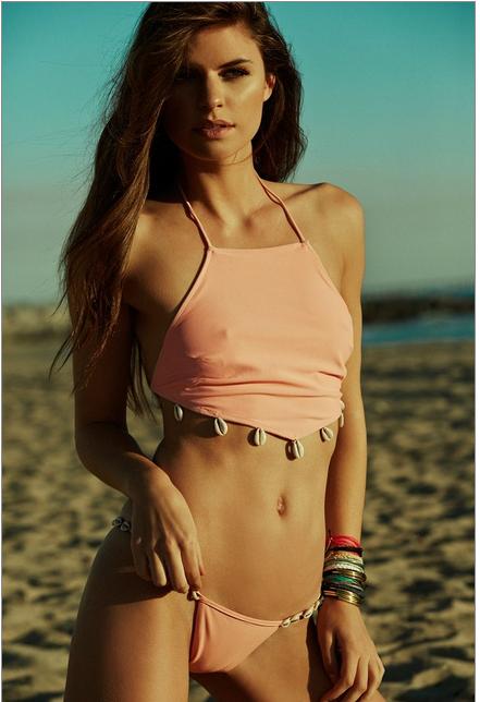 Bikini Inspiration Wilhelmina Models Child Models Summer Girls Bikini Babes Becca