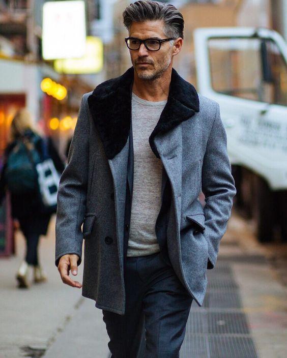Macho Moda - Blog de Moda Masculina  ÓCULOS MASCULINO  5 modelos que estão  em alta pra 2017. óculos masculino com Armação preta. 94157123d4