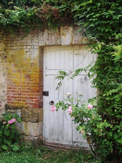 the french garden door portals french country house garden rh pinterest nz