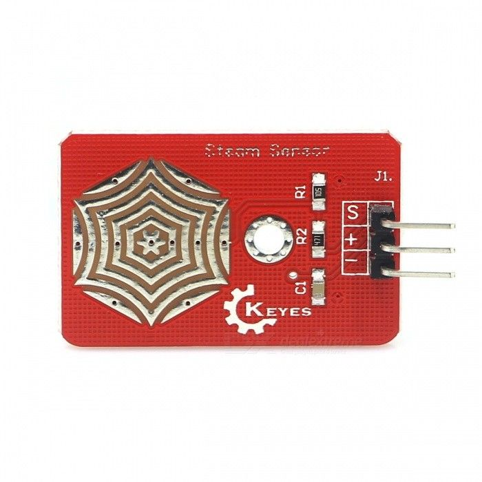KEYES FR4 Liquid Level Switch Humidity Sensor Module for Arduino - Red. Find the cool gadgets at a incredibly l