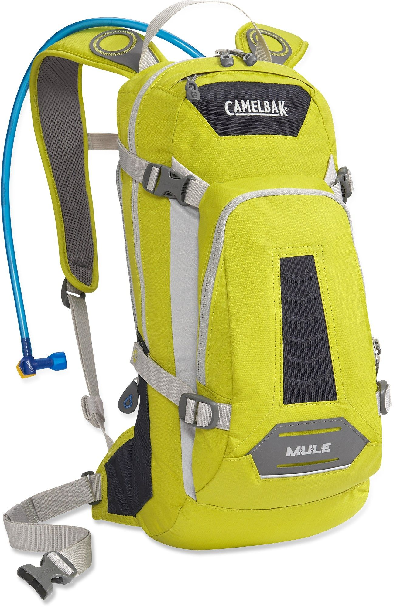 9d646115032 CamelBak M.U.L.E. Hydration Pack - 100 fl. oz. - 2012 Closeout - Free  Shipping at REI-OUTLET.com