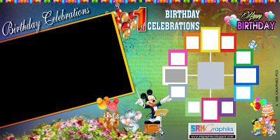 indian birthday designed flex banners psd file free downloads