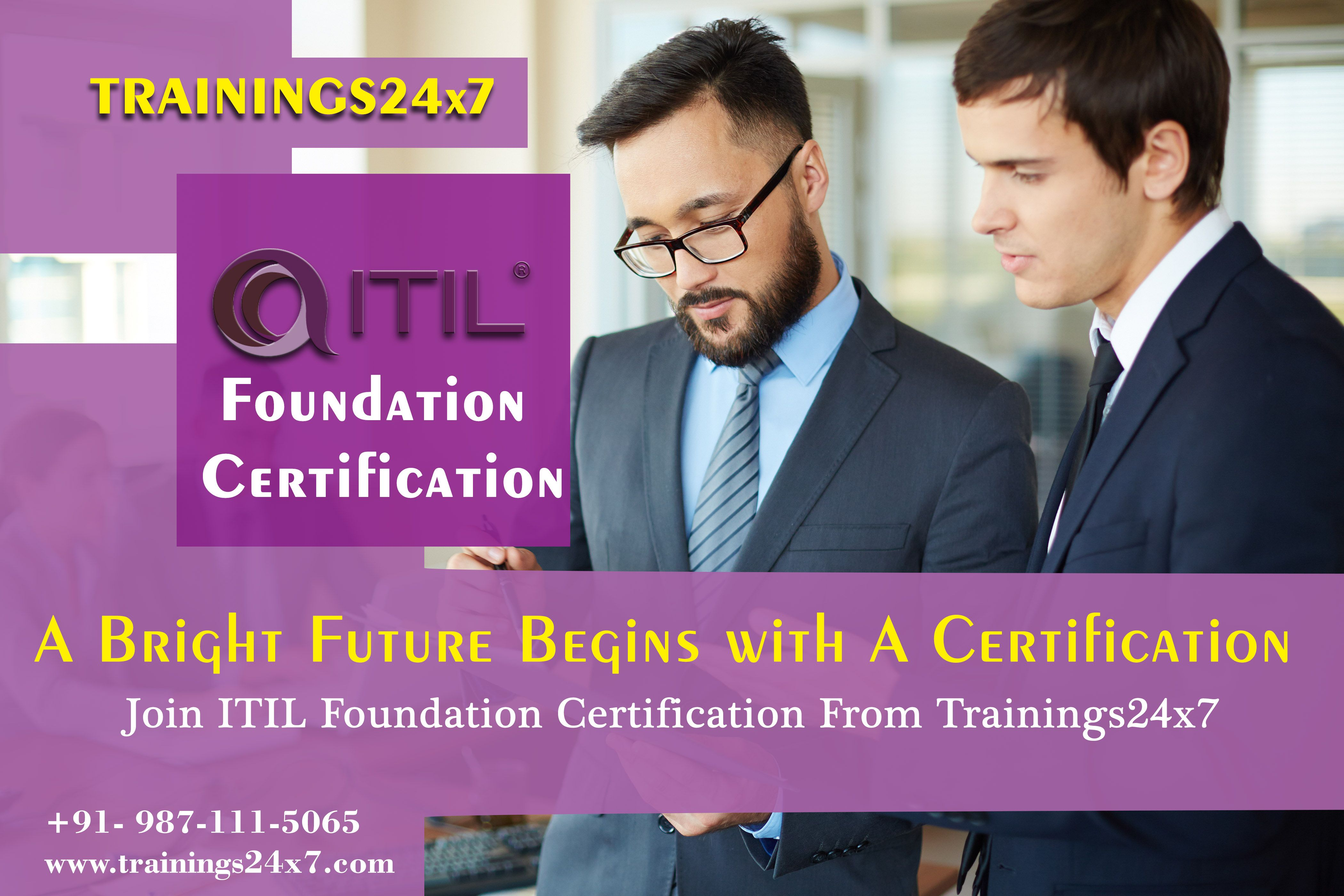 Itil Foundation Certification Training Join Our Upcoming Batch