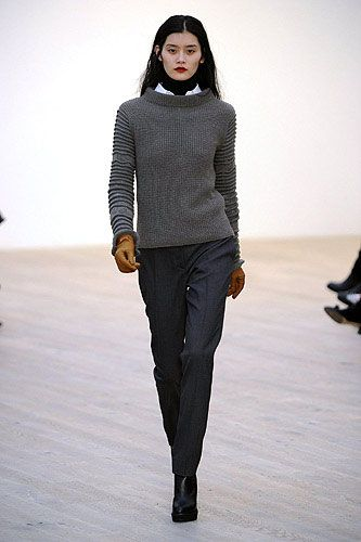Pringle of Scotland Fashion Week, Autumn Winter 2012 - 2013