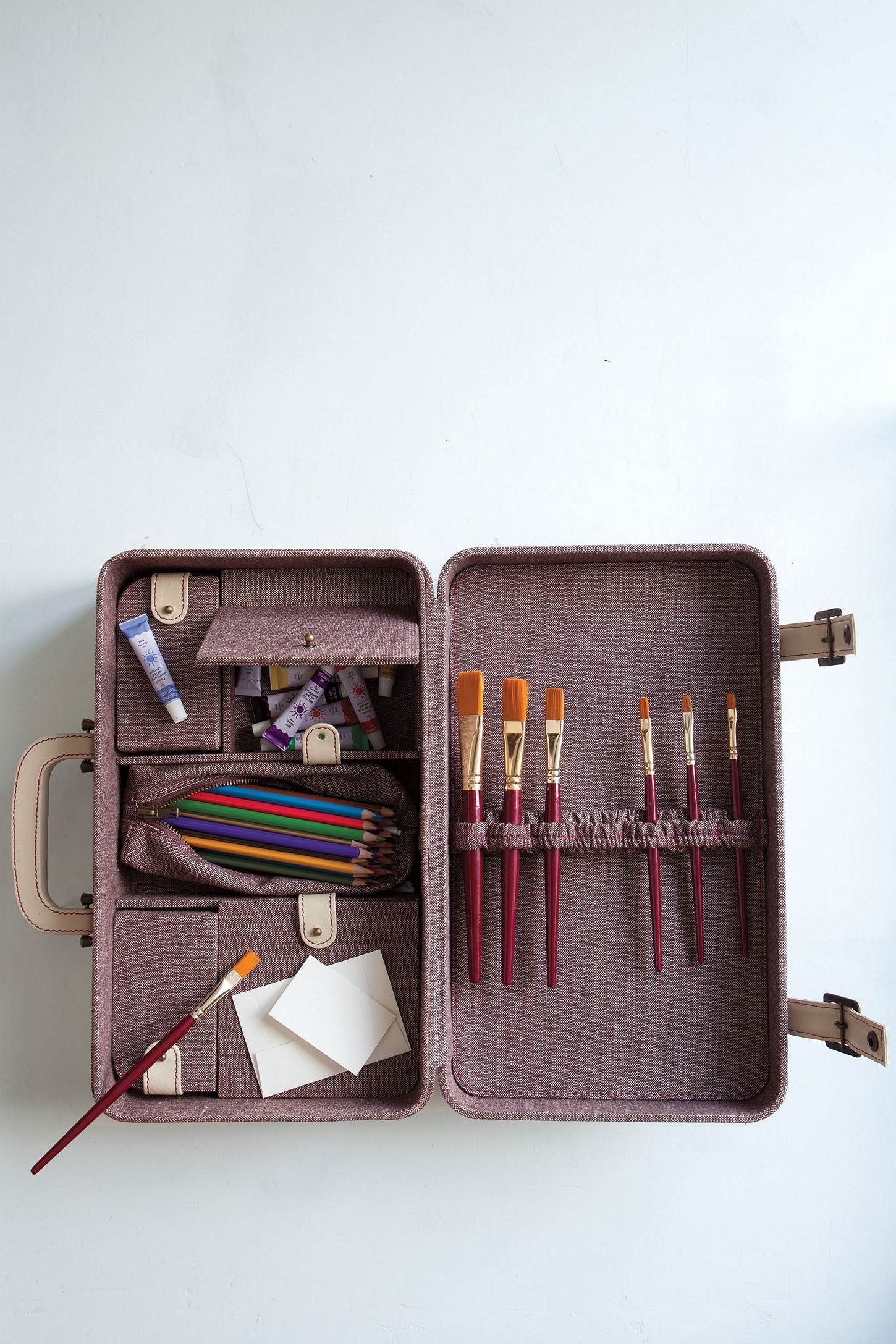 Artist S Attache Case