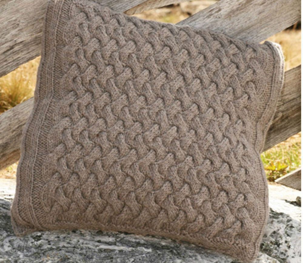 Perfect Free Cushion Knitting Pattern Pictures - Sewing Pattern for ...