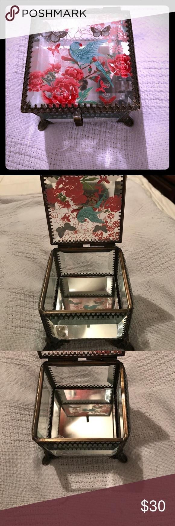 Nicole miller home jewelry box or trinket box Nicole miller Box
