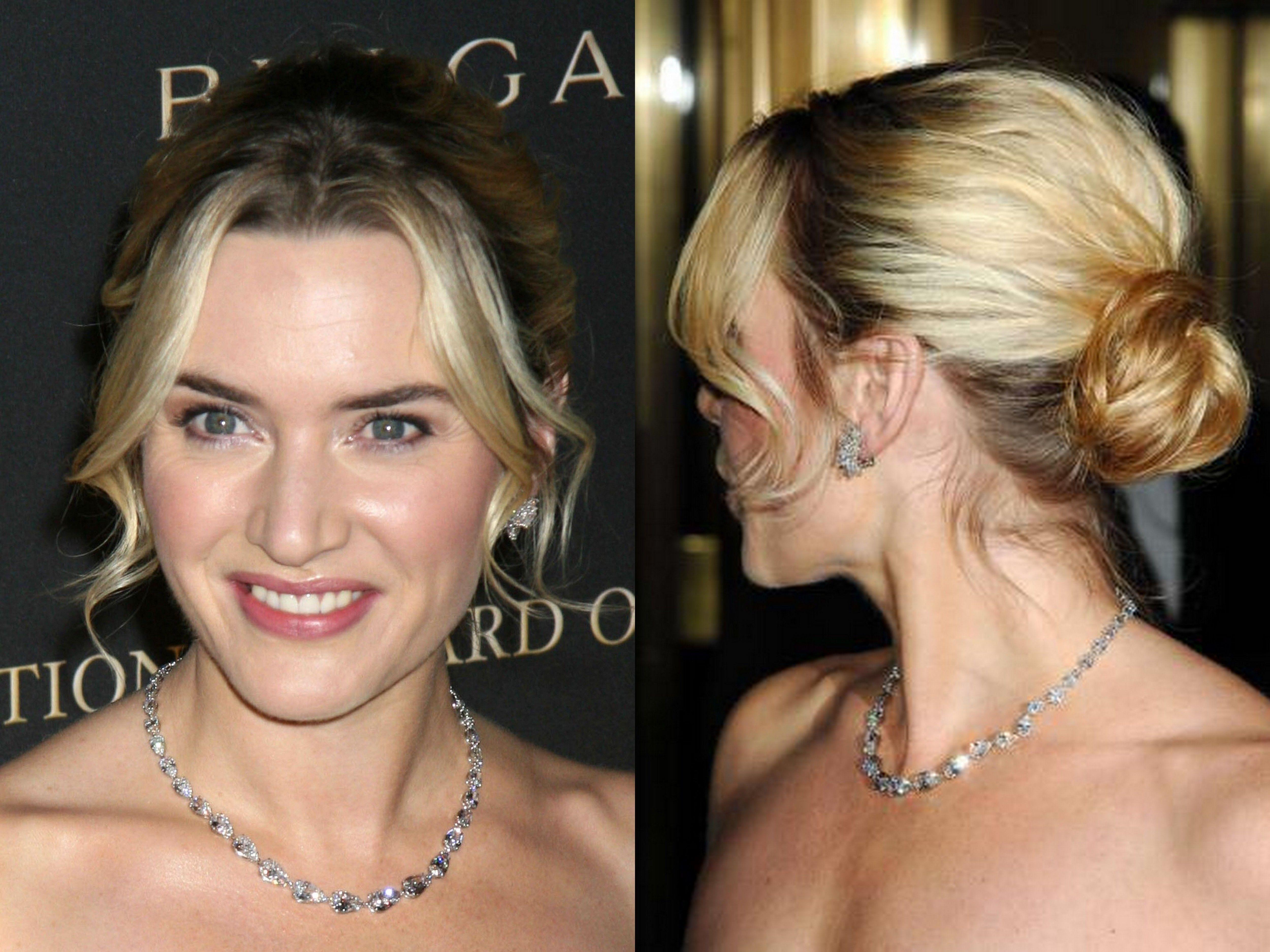 Kate Winslet Fan Art Kate Winslet Hair Style Hair Styles Kate Winslet Hair