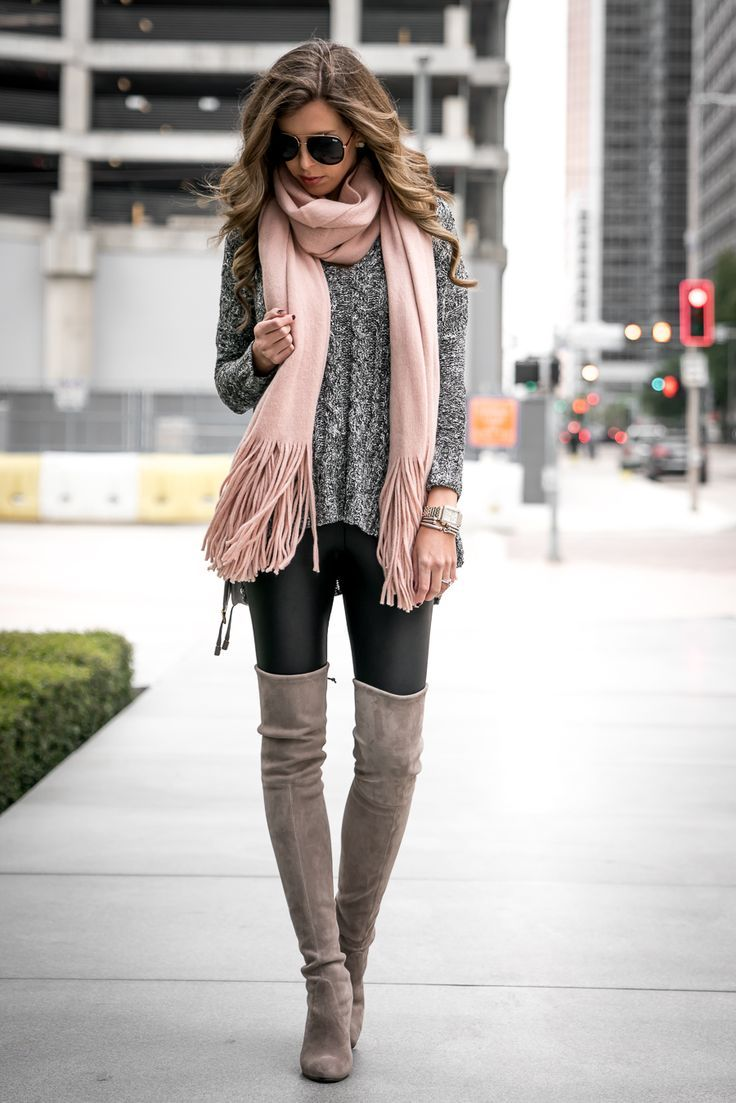 Over the Knee Boots & Nordstrom • For the Love of Fancy