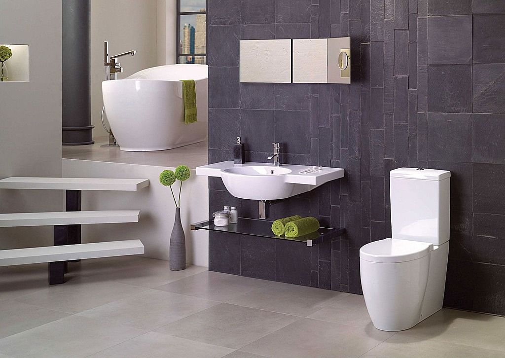 Contemporary Master Bathroom - Found on Zillow Digs {Bathrooms