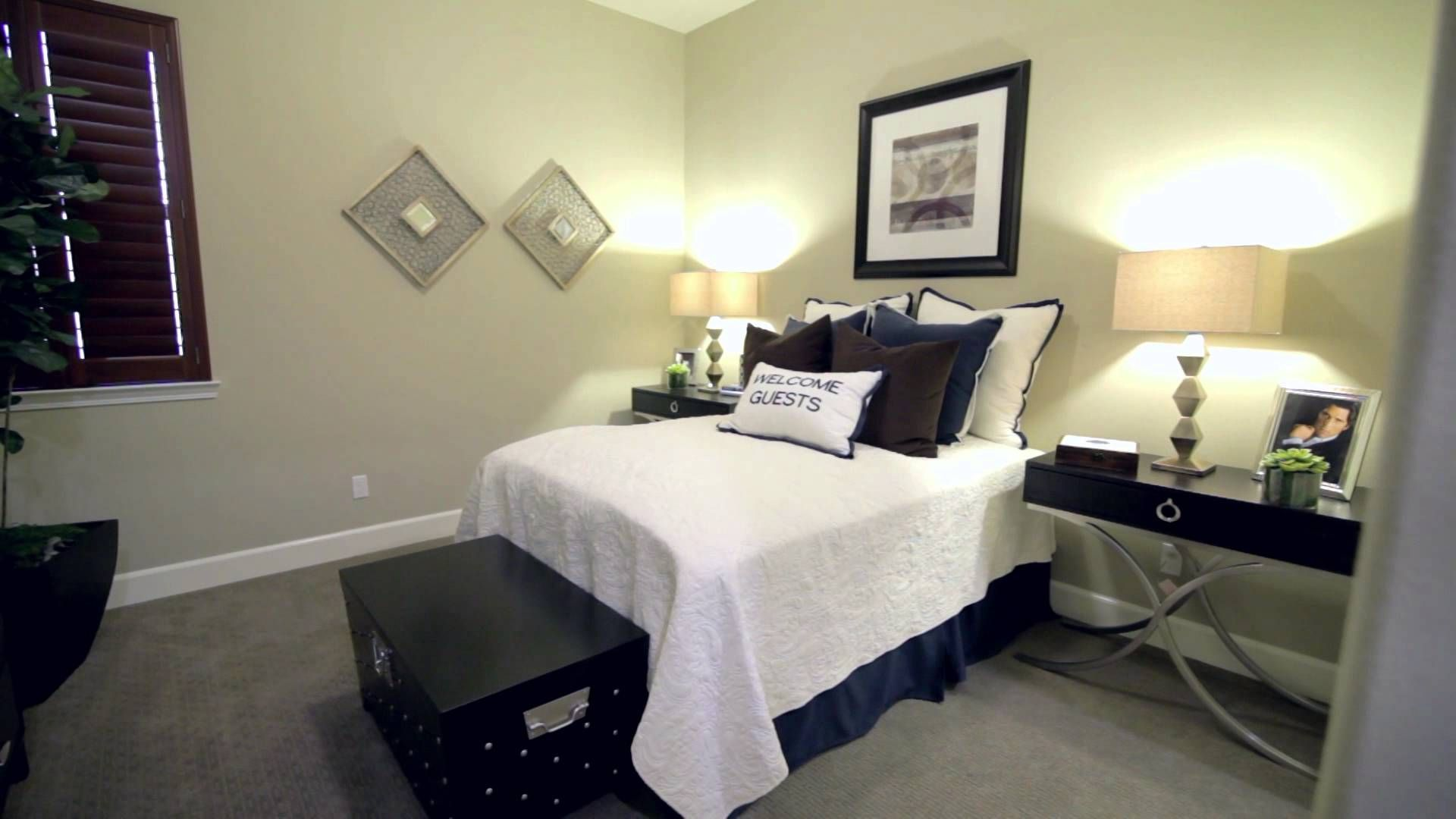 Room Residence 1 Model Home at The