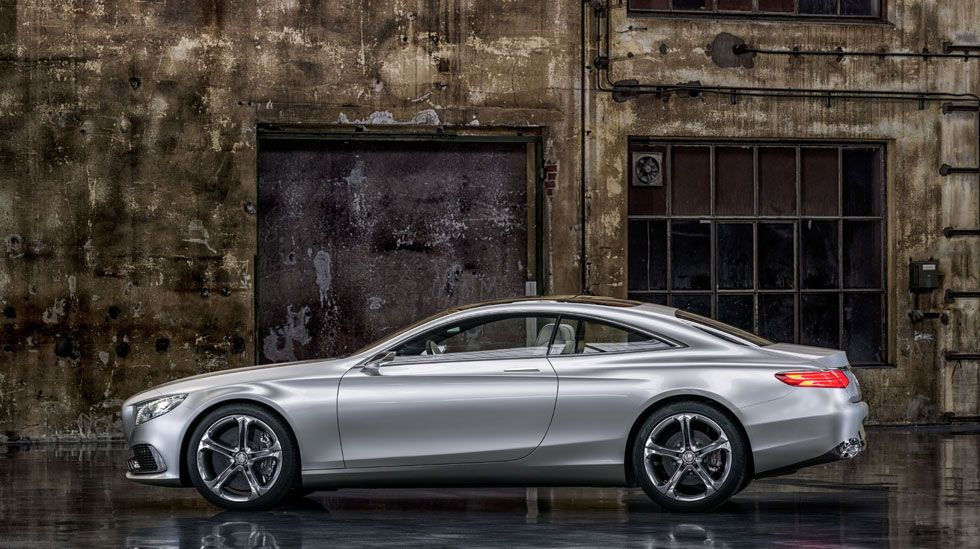 Mercedes-Benz S-Class Coupe 2017 review, Specs, Concept