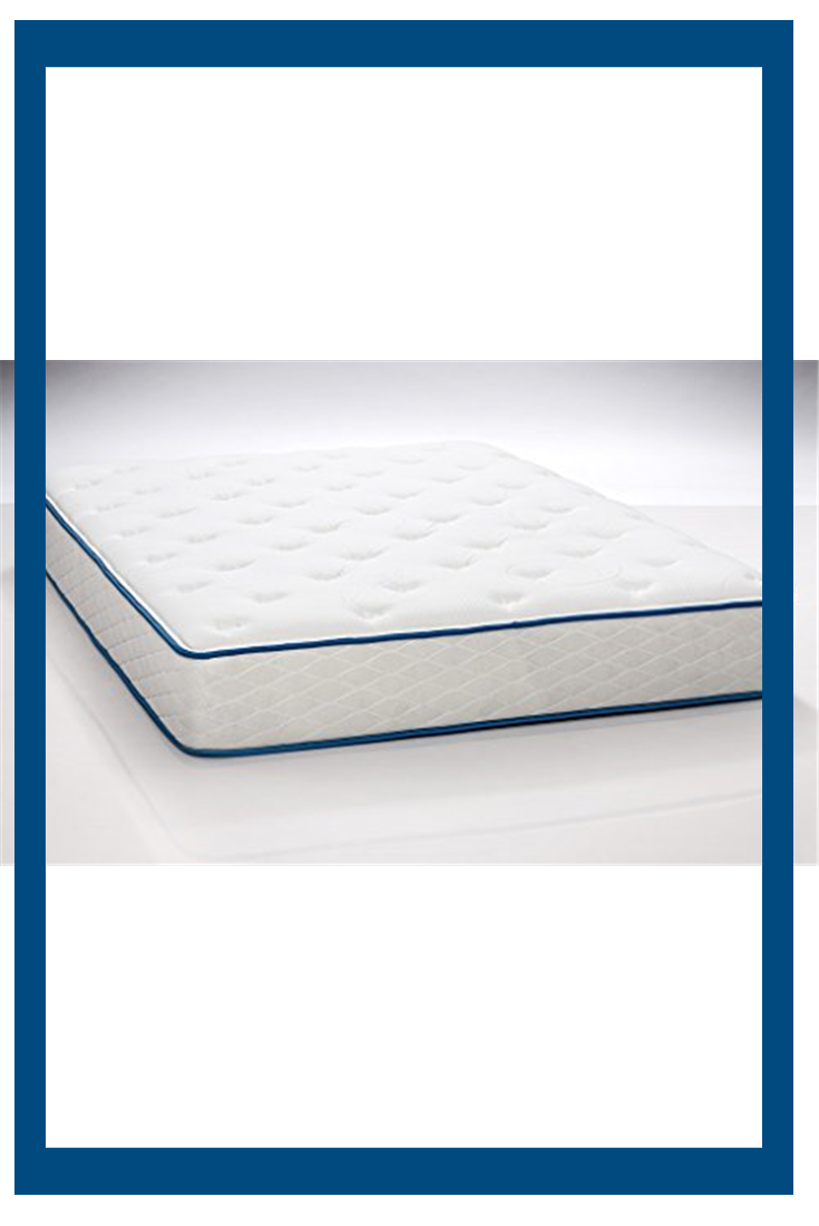 Dreamfoam Bedding Arctic Dreams 10 Inch Cooling Gel Mattress