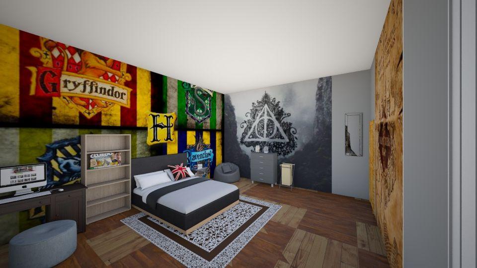 Roomstyler.com - harry potter bedroom   Harry potter ...