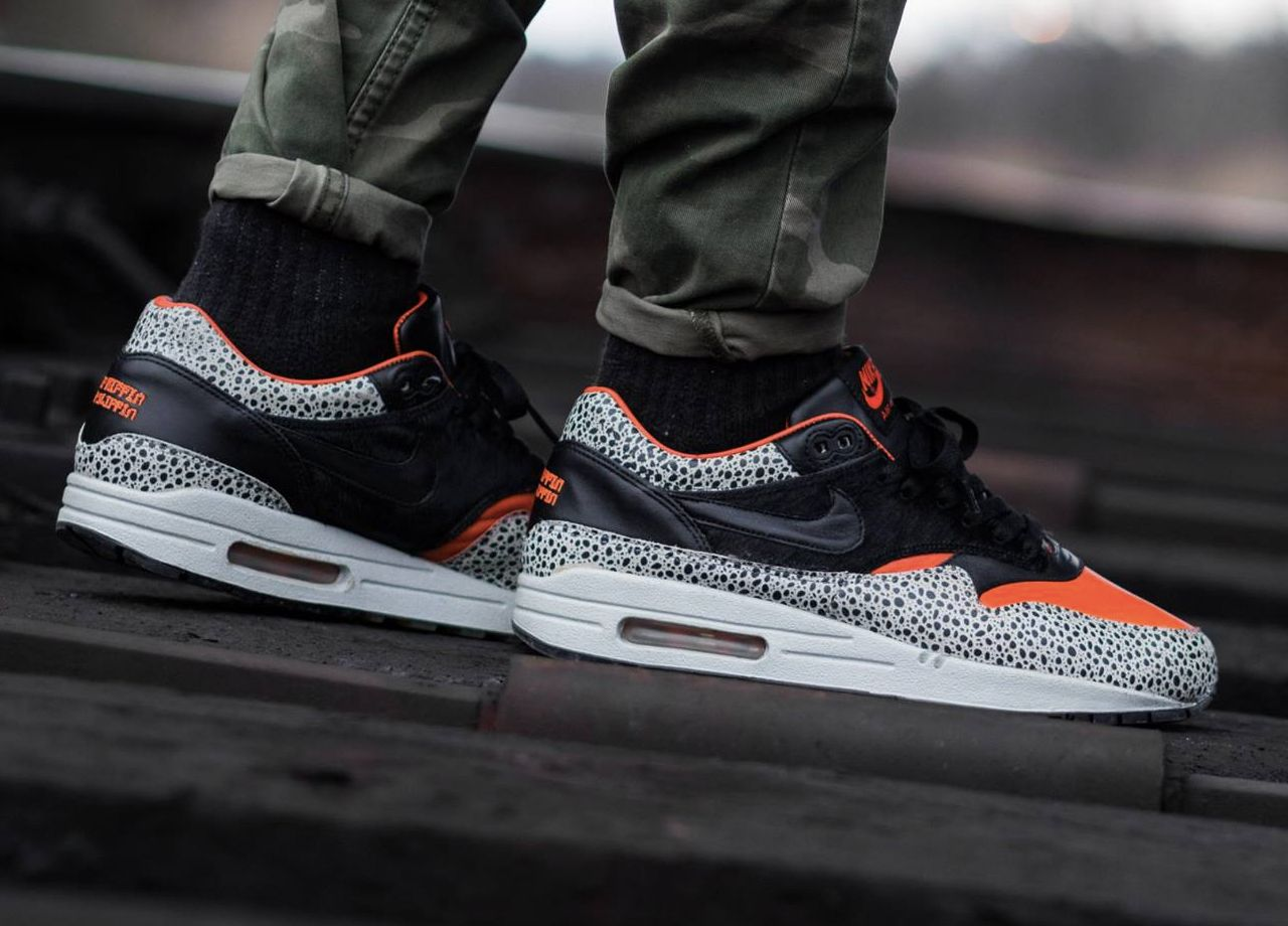 Nike Air Max 1 Safari Keep Rippin Stop Slippin 2008 (by