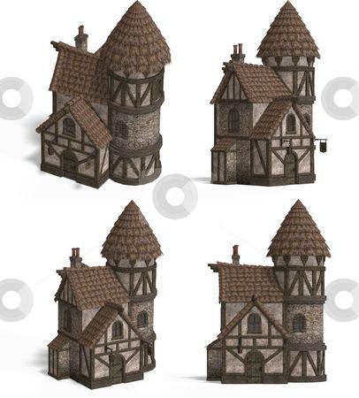 Pin di hejndri rexhaj su idee per la casa medievale for Modelli case 3d