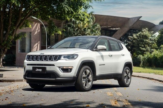 2017 Jeep Compass Limited Brasile Spec Jeep Compass Jeep