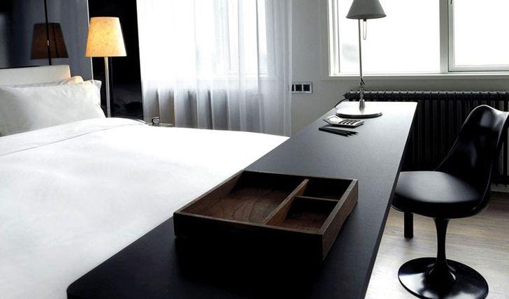 minimalist hotel google search - Minimalist Hotel Design