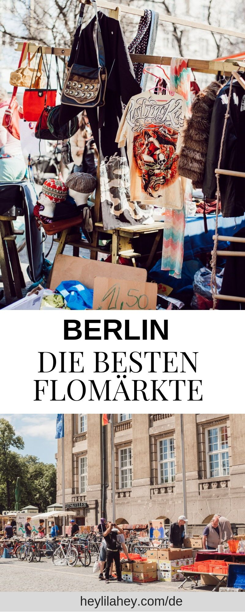Die besten Flohmärkte in Berlin #favoriteplaces