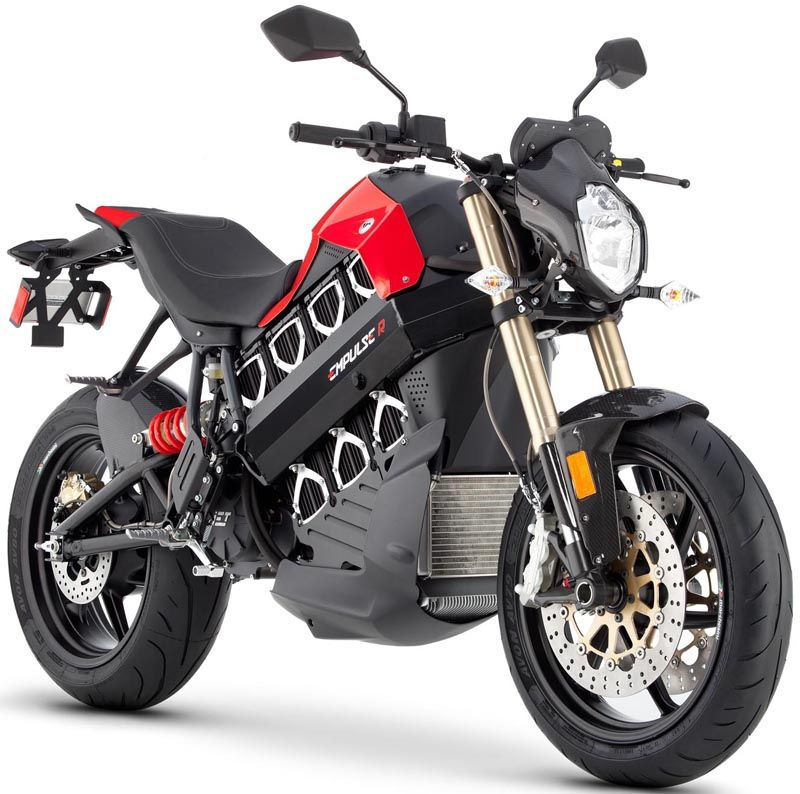 100 Miles Range With 100 Miles Per Hour Electric Bike Motor