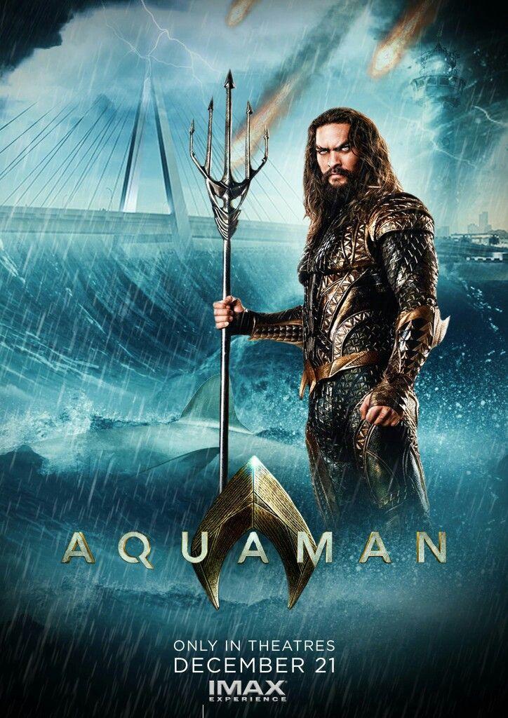 Aquaman alternative movie poster alternative fantastic