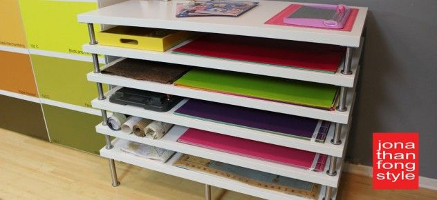 Great Hack For A Flat File Storage Because Pre Built Ones Are