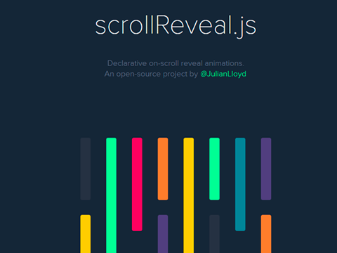 scrollrevealjs html 50 essential freebies for web designers march 2014 photo ccuart Choice Image