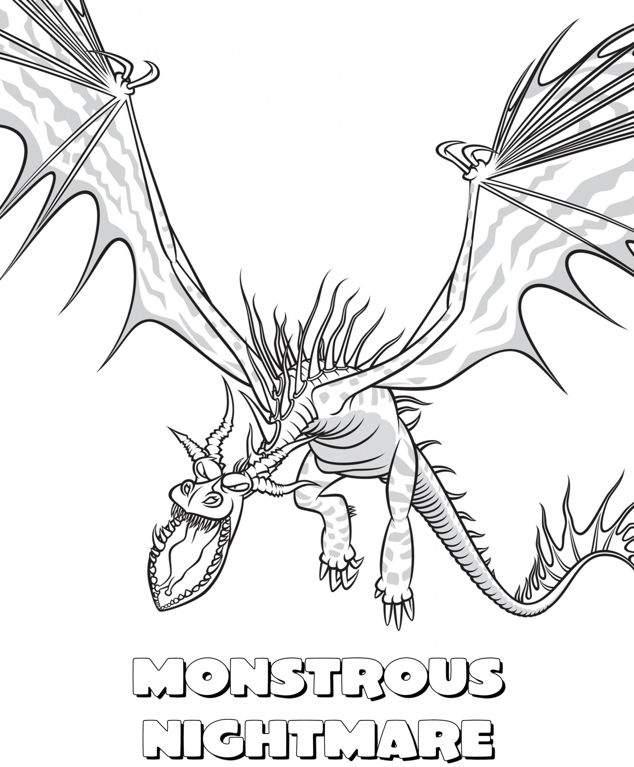 Skrill Dragon Coloring Page Skrill Dragon Coloring Page ...