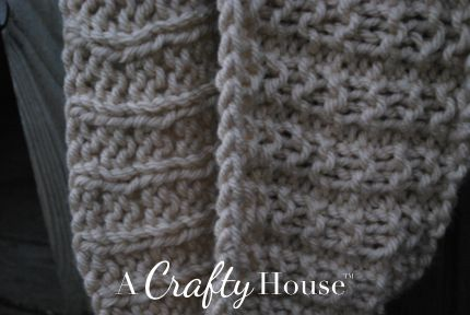 A Crafty House Knit And Crochet Patterns And Accessories Easy