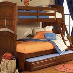 Dear Run Bunk Bed Bunk Bed With Trundle Twin Bunk Beds Wood