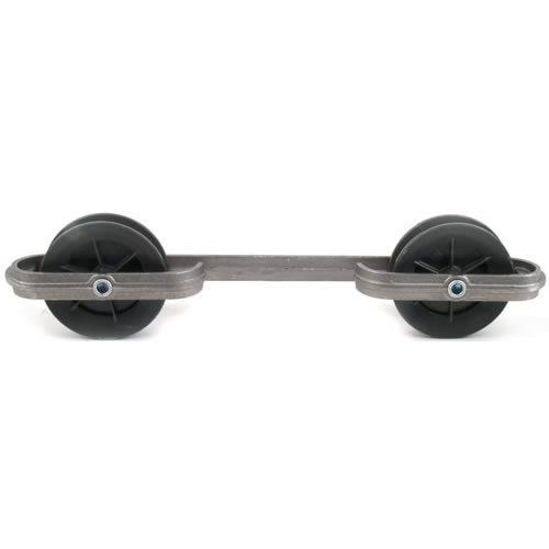 Clothesline Spreader by Steelplast. $6.99. Zinc clothesline spreader with plastic wheels.