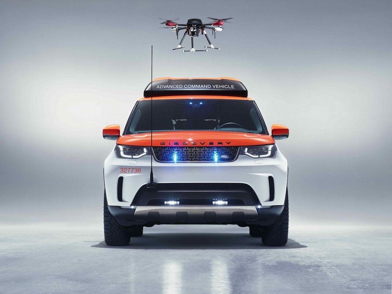 land rover discovery project hero el futuro del rescate coches rh pinterest co uk