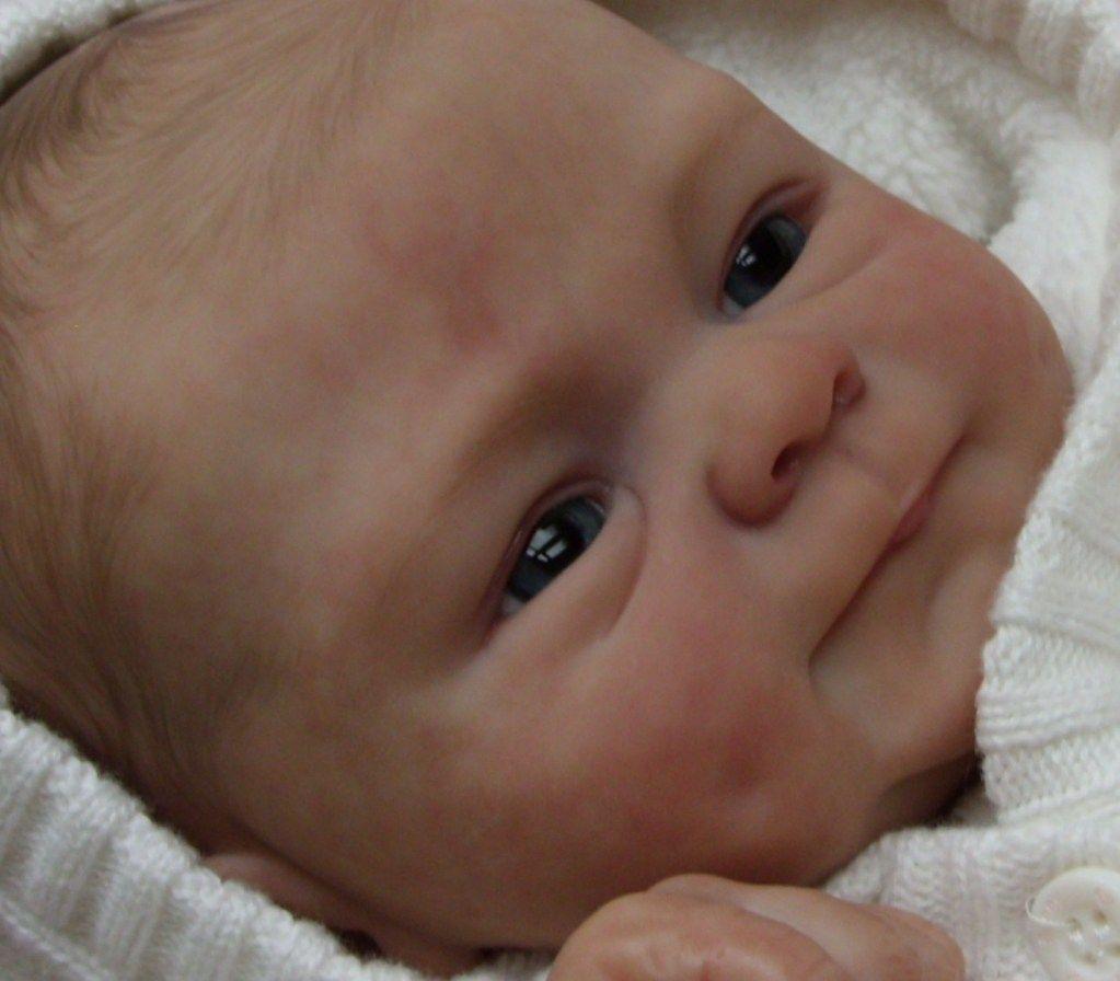 Joanna S Nursery Adorable Reborn Baby Boy New Sculpt