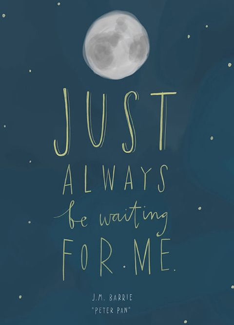 Peter Pan Quote Peter Pan Quotes Love Quotes For Him
