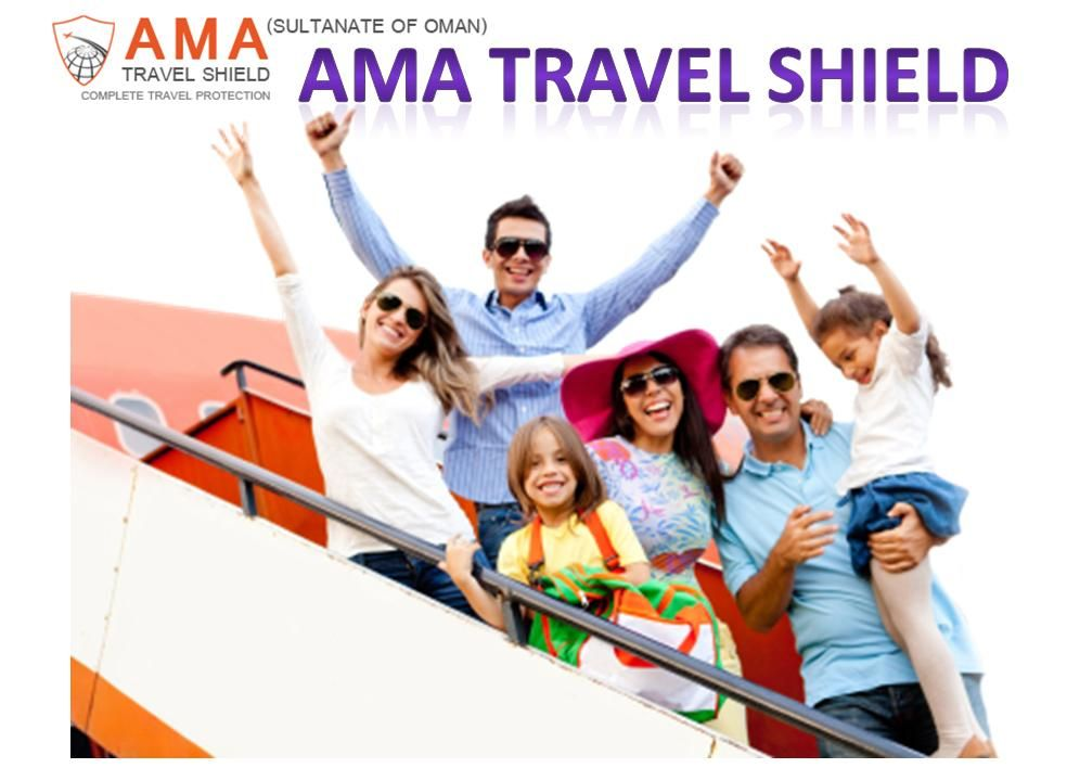 Online Travel Insurance From Ama Shield