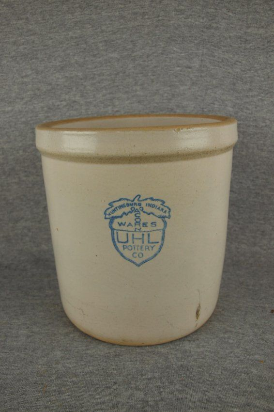 Uhl Pottery Co., One Gallon Crock : Lot 77