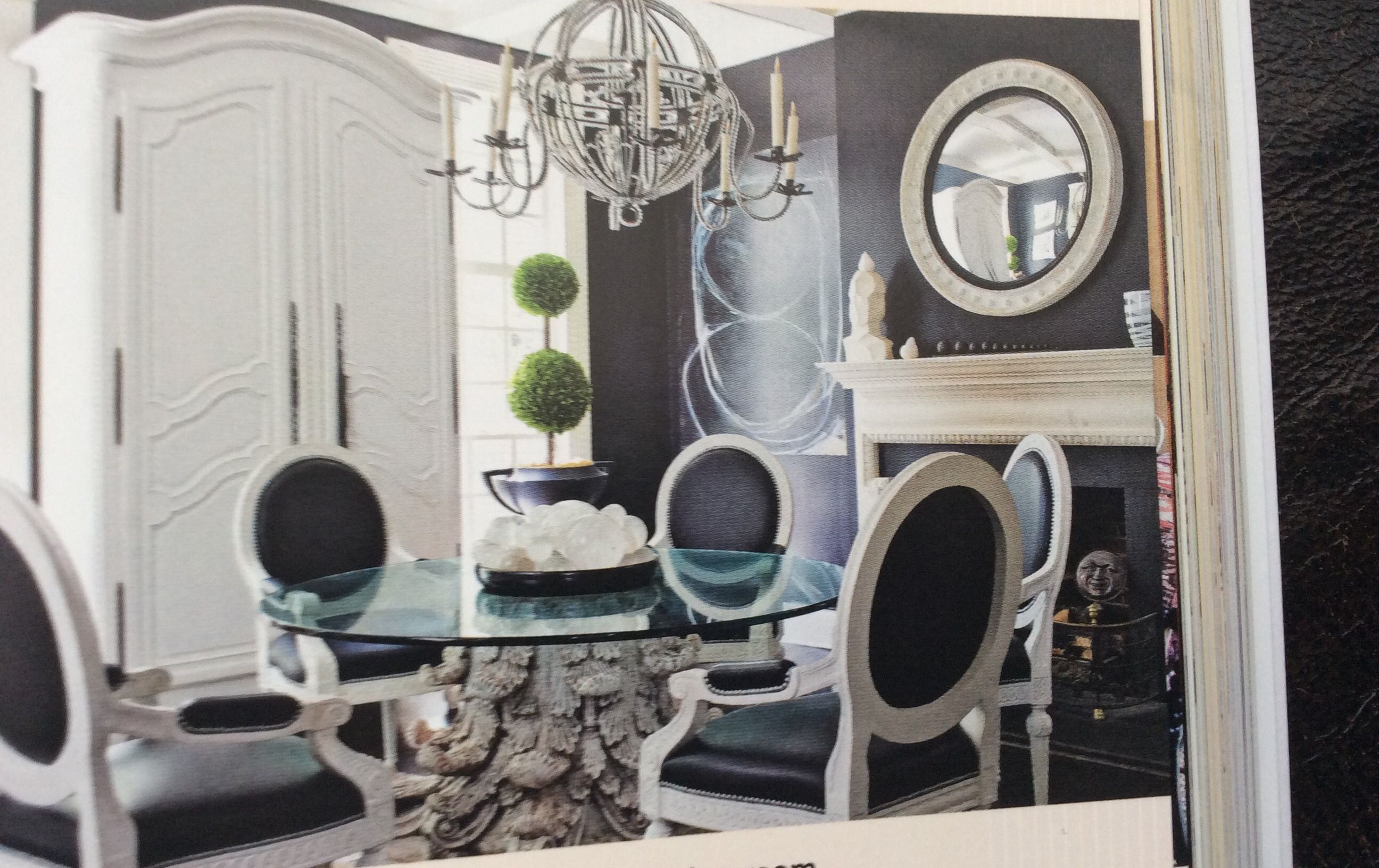 Dining Rooms Pin by Jennifer Friedman on
