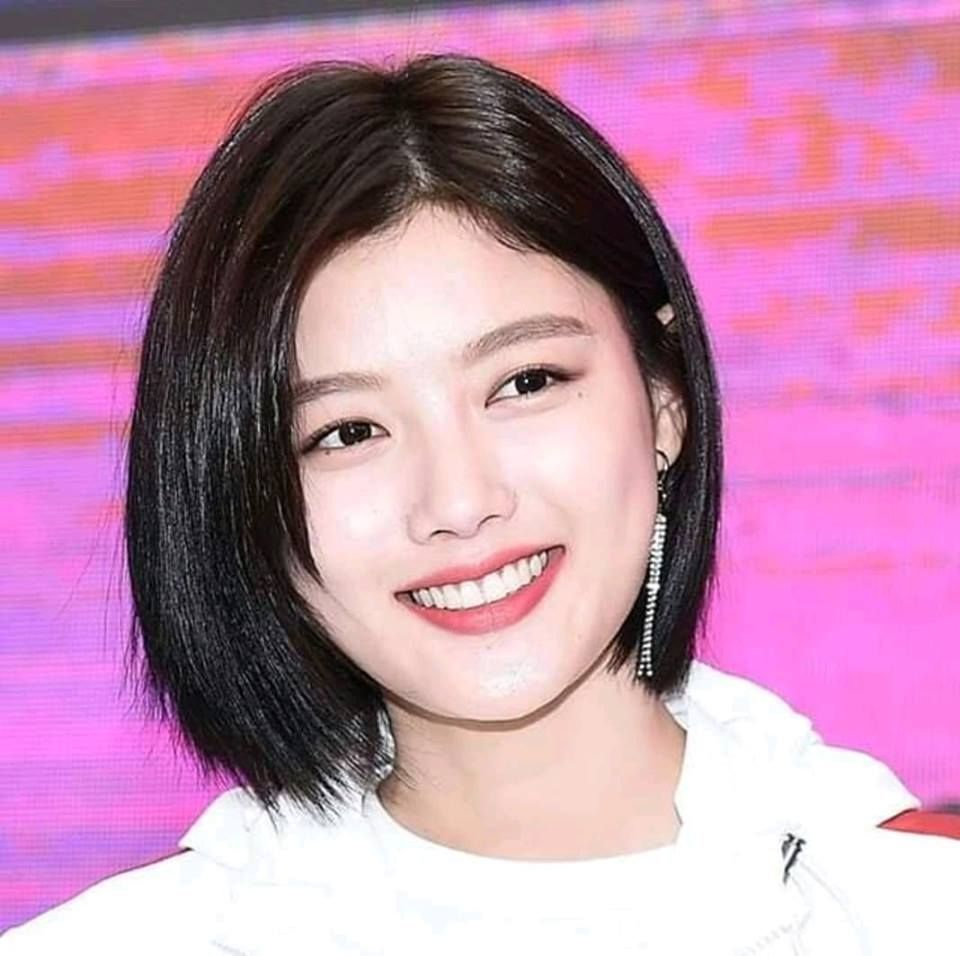 Kim Yoo Jung is gorgeous in new hair