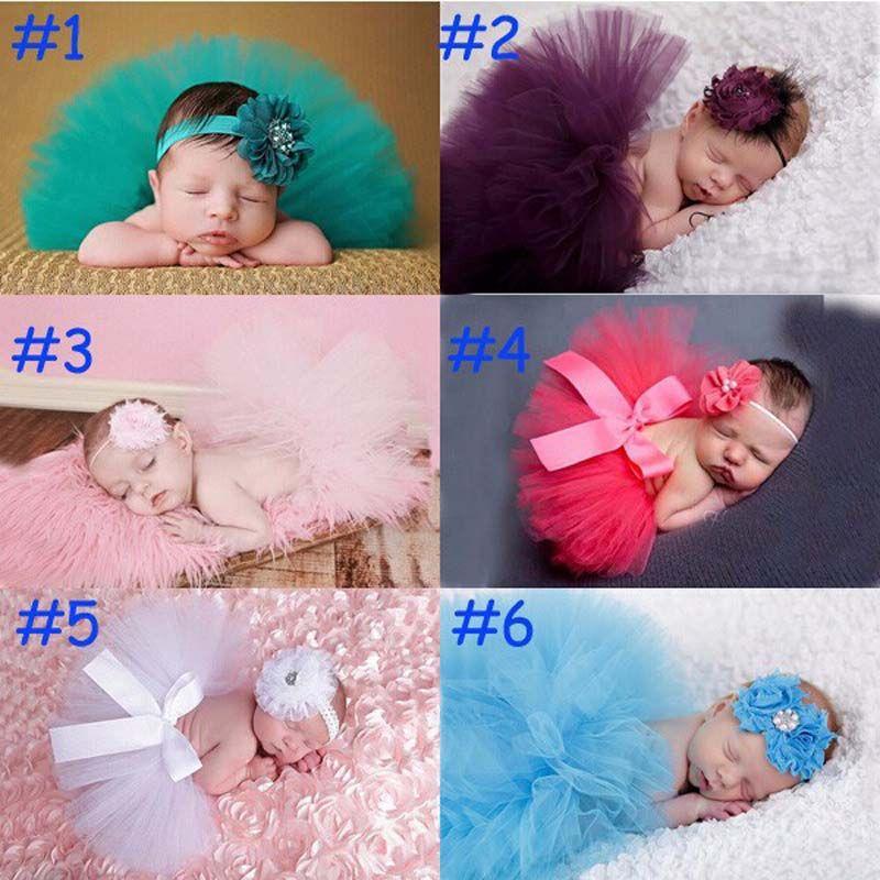 Bebê infantil menina saia Tutu e Headband da flor fotografia fofo saia recém nascido princesa do natal saia 0   6 meses do presente do bebê em Saias de Mamãe e Bebê no AliExpress.com | Alibaba Group