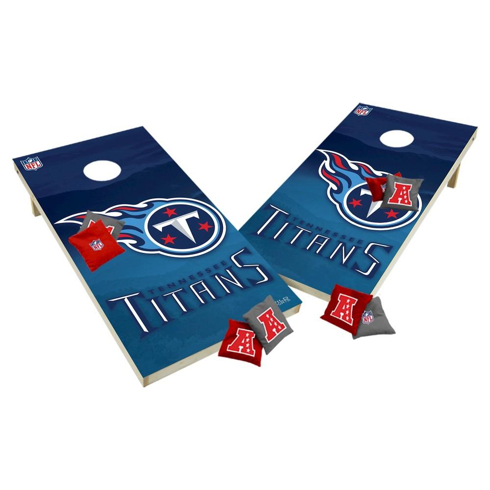 NFL Tennessee Titans Wild Sports Tailgate Toss 2x4